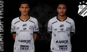 Palmeiras empresta dupla para equipe da Série D