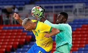 Brasil empata no futebol, é prata no skate e bronze no judô