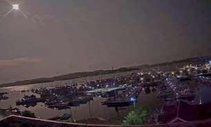Meteoro estrondoso ilumina os céus da Noruega; parte pode ter caído perto de Oslo