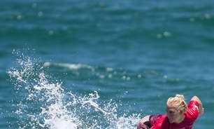 Tatiana avança e Silvana Lima cai em etapa mexicana do surfe