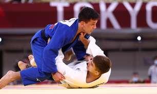 Após três vitórias, Daniel Cargnin alcança semifinal no judô