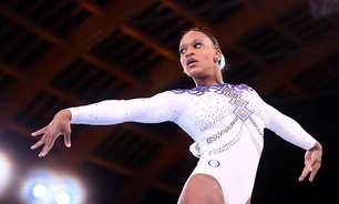 Rebeca decide não disputar 2 provas no Mundial de ginástica