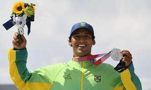 Medalha de prata de Kelvin expõe racha no skate brasileiro