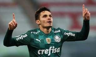 Raphael Veiga admite cansaço por conta da maratona de jogos e exalta vitória do Palmeiras sobre o Fluminense