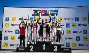 Coronel e Baptista superam dificuldades e vencem 2ª etapa do TCR em Curitiba