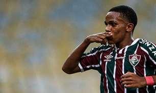 A cinco meses de transferência, Kayky tem queda de rendimento e perde espaço no Fluminense