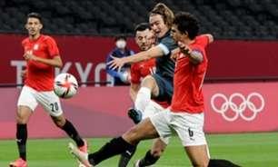 Com gol de Medina, Argentina vence Egito e ganha primeira nas Olímpiadas