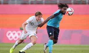 Honduras vira para cima da Nova Zelândia em jogo emocionante