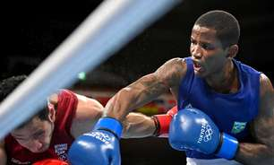 Wanderson de Oliveira vence no boxe e avança às oitavas