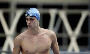 Fernando Scheffer avança à final dos 200m livre na natação