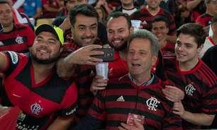 Justiça cita 'expressiva torcida' do Flamengo para justificar nomeação de Landim como interventor na CBF