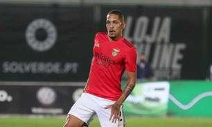 Santos pede lateral Gilberto em negociação com Benfica por Kaio Jorge