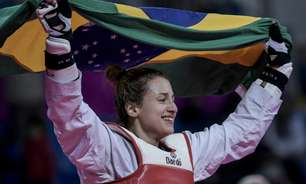 Brasileira vence a 1ª no taekwondo; Ícaro Miguel é derrotado