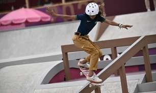 Notas do skate feminino são mais baixas do que o masculino; entenda o critério