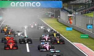 Pirelli descarta surpresas e opta por gama intermediária de pneus para GP da Hungria