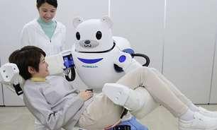 A complexa relação dos japoneses com os robôs