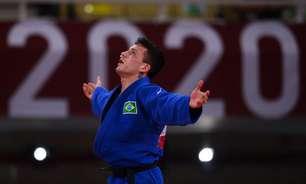 Daniel Cargnin comemora bronze na Olimpíada: 'É algo que eu sonhava'