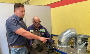 Gerenciamento de projeto moderno com práticas ágeis atende a crescente demanda do setor industrial