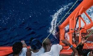 Novo naufrágio na costa da Líbia mata ao menos 57 migrantes