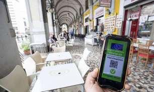 Itália lança app para reconhecer certificados sanitários falsos
