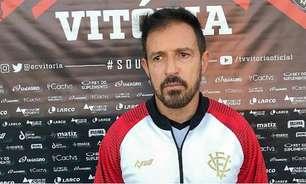 Ramon Menezes pede inteligência ao Vitória para encarar o Grêmio