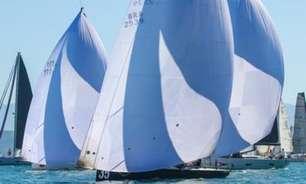 Semana Internacional de Vela de Ilhabela larga com 81 barcos