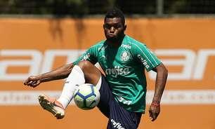 Borja descarta Boca Juniors e garante que jogará pelo Palmeiras