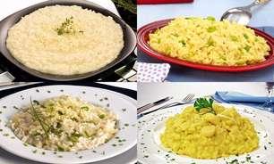 Segunda Sem Carne: 5 receitas sofisticadas de risoto