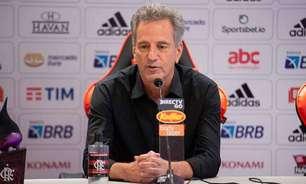 Em nota oficial, Flamengo informa que Landim analisa nomeação como interventor da CBF