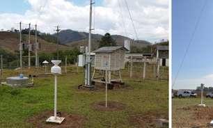 Operações a Céu Aberto e Estações Meteorológicas