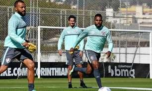 Fluminense embarca para Criciúma antes da Copa do Brasil; Luccas Claro treina com o elenco