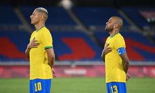 Dani Alves diz que Olimpíada é maior que Copa do Mundo