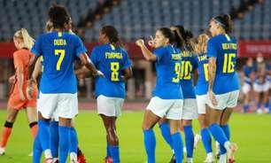 Brasil x Zâmbia: saiba onde assistir e as prováveis escalações da partida da Seleção feminina nos Jogos Olímpicos