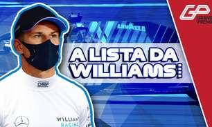 GP às 10: De Hülkenberg a Zhou: os candidatos ao lugar de Russell na Williams em 2022