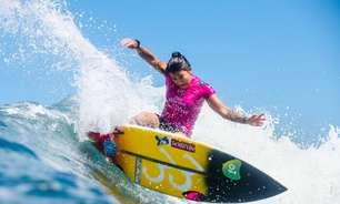 Silvana Lima avança às quartas no surfe nos Jogos Olímpicos; Tatiana Weston-Webb é eliminada