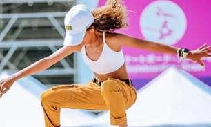 Vitória brasileira! Famosos celebram a conquista de Rayssa Leal no skate