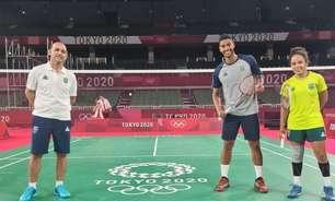 Ygor Coelho vence em sua estreia no badminton na Olimpíada