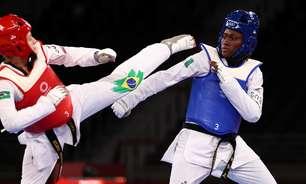 Titoneli perde para marfinense na disputa pelo bronze