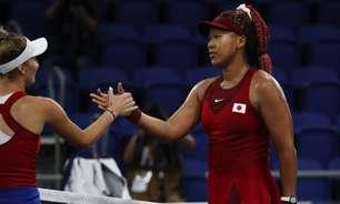 Olimpíada de Tóquio 2021 | A surpreendente eliminação de Naomi Osaka, a tenista que quebra barreiras no Japão