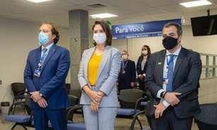 Michelle Bolsonaro estará na abertura dos Jogos Paralímpicos