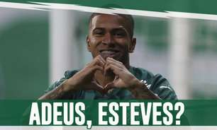 Boletim: Lucas Esteves está de saída do Palmeiras; entenda a situação