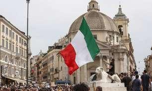 Roma tem novo protesto contra uso de certificado sanitário