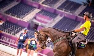 Brasileiros estreiam em Equitação nos Jogos de Tóquio na quinta-feira