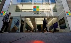 Microsoft supera previsões de analistas com maior demanda por computação em nuvem