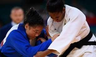 Katleyn Quadros estreia com vitória, mas é derrotada nas quartas de final do judô nos Jogos Olímpicos