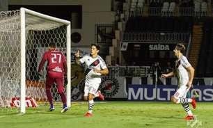 Vitória na estreia de Lisca eleva moral do Vasco em semana de Copa do Brasil e clássico com o Botafogo