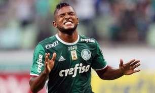 Palmeiras anuncia oficialmente o retorno do atacante Borja