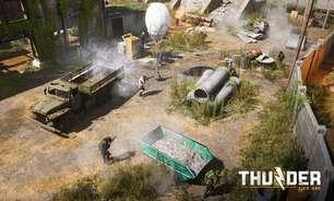Jogamos: Thunder Tier One é jogo tático com desafio intenso