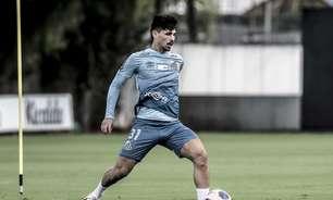 Por indisciplina, Santos multa e afasta cinco jogadores do Sub-23