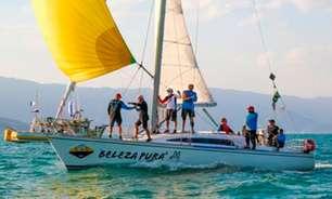 Semana de Vela de Ilhabela volta com regatas entre boias